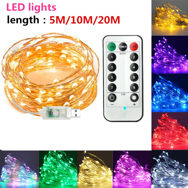 Decor, Outdoor, led, Strings