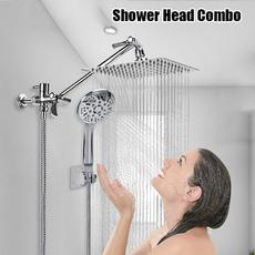 Head, powerfulshowerheadshighpressure, showerheadhoseandholder, rainfallshowerheadwithhandheld