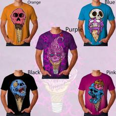 Mens T Shirt, Fashion, unisex, 3dprintingtshirt