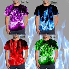 Mens T Shirt, Fashion, Womens T Shirts, Fire