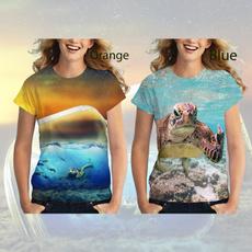 Turtle, Mens T Shirt, Fashion, Sleeve