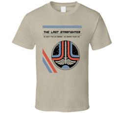 Fashion, last, Shirt, starfighter