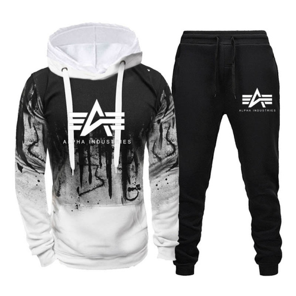 3D hoodies, Fashion, Sleeve, pants