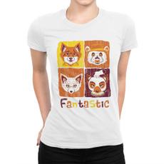 Fantastic, art, Men, Fox