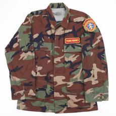 Medium, Shirt, Army, Vintage
