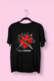 Blues, october, Men's Fashion, Sleeve