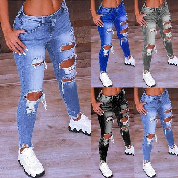 Leggings, Plus Size, pants, Denim