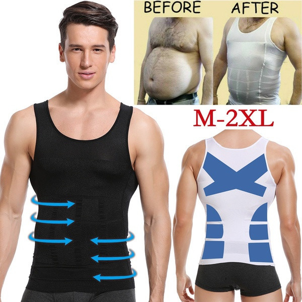 menbodyshaping, Vest, Fashion, bellyslimming