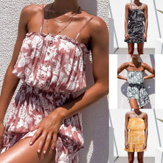 Summer, Fashion, chiffon, Shorts