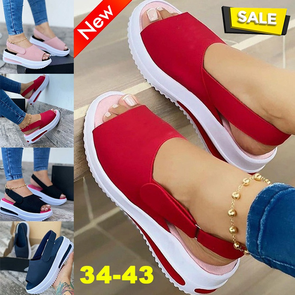 casual shoes, Summer, Sandals, Fashion