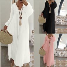 dressesforwomen, Cotton, Lace, Sleeve