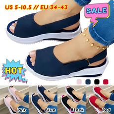casual shoes, Summer, Sandals, Flats shoes