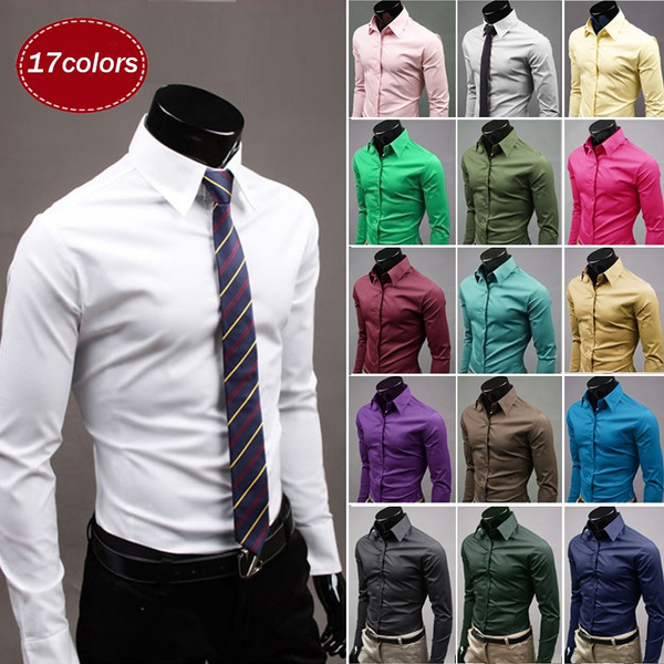 Polyester, businessshirtsformen, Fashion, Sleeve
