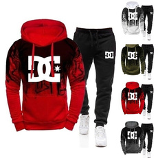 2pieceset, Outdoor, pullover hoodie, pants