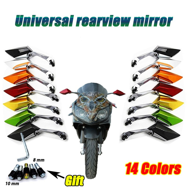 scootermirror, vehicleaccessorie, 8MM, outdoorsporting