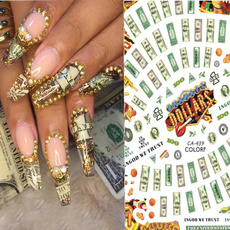 manicure tool, nail stickers, nail tips, manicure