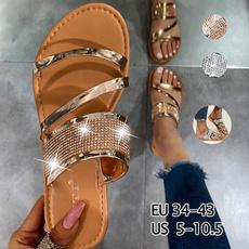 Women's Fashion, Summer, fashion women, Slip-On