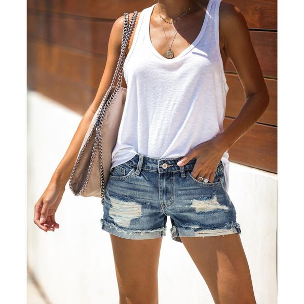 Summer, Fashion, womenbluejean, Jeans