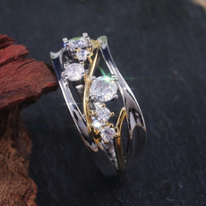 Wedding, DIAMOND, Jewelry, gold