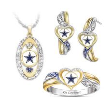 Blues, DIAMOND, Jewelry, Cowboy