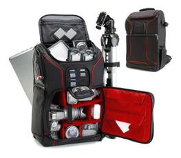 Camera, Laptop, canon, Nikon