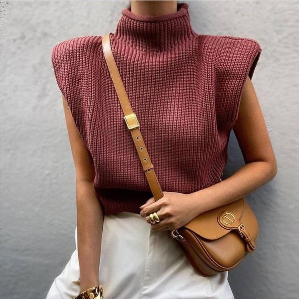 Shoulder, Vest, Fashion, Winter