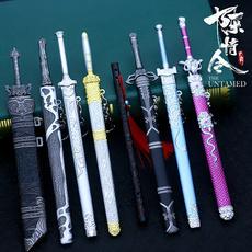 ghost, sword, Sword Art Online Cosplay, 16figureaccessorie