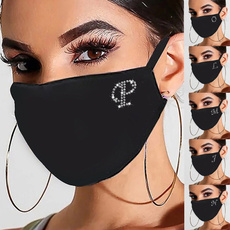 maskforface, womenmask, blackmask, sequinmask