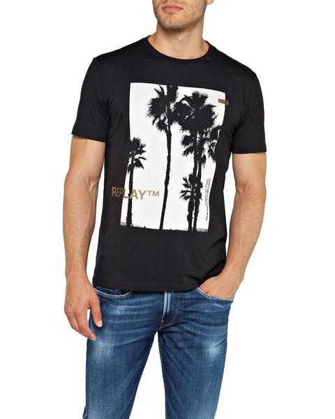 mensummertshirt, mensslimtshirt, fancytee, Cotton T Shirt