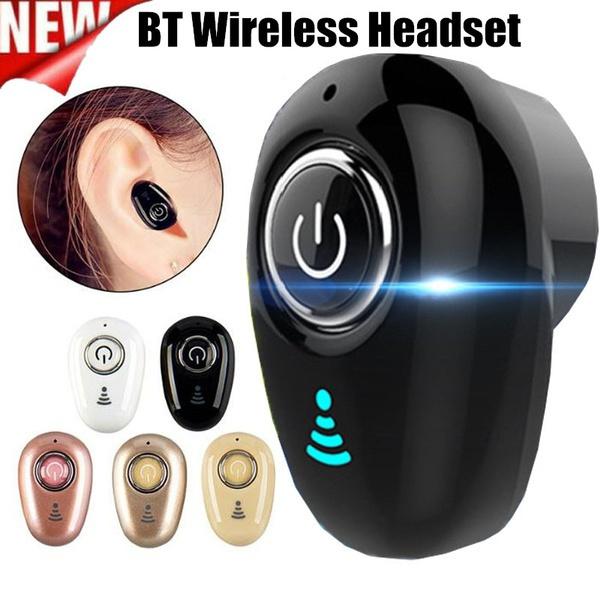 Headset, Microphone, Earphone, Mini