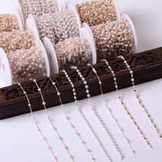 Copper, Chain Necklace, Jewelry, Chain