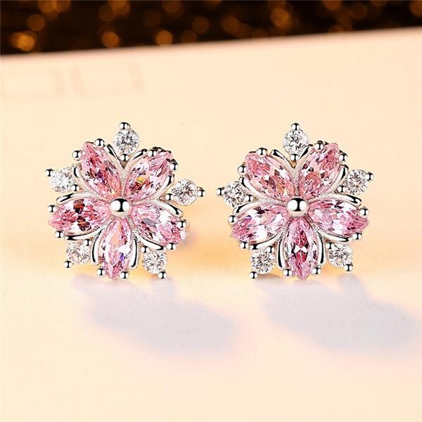pink, cute, DIAMOND, Jewelry