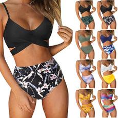 Bikinis Set, sexy swimsuit, sexy bikini, Print