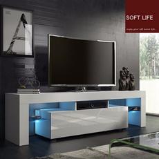 woodtvcabinet, Modern, furnituretvstand, Home & Living