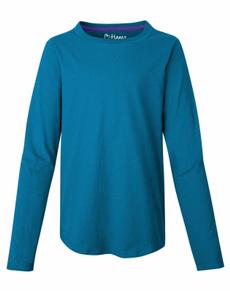 T Shirts, vnotch, Long Sleeve, Girl