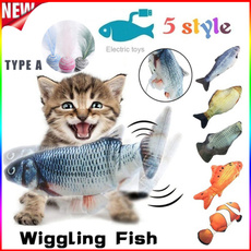 plushstuffedtoy, fishtoy, cattoy, Toy