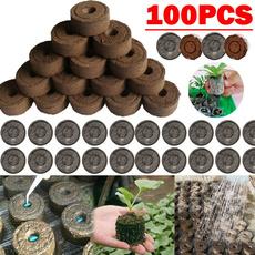 seedsstarter, Garden, nutrientsoilblock, soilblock