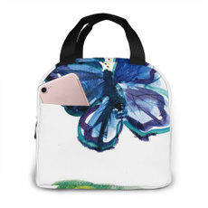 butterfly, Picnic, Office, insulatedlunchbag