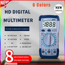 ohmmeter, amperemeter, digitalmultimeter, resistancemeter