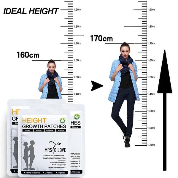 taller, growtaller, Natural, herbalpatch