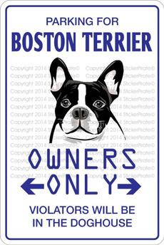 terrier, Aluminum, parking, boston