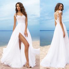 Deep V-Neck, party, Evening Dress, Dress