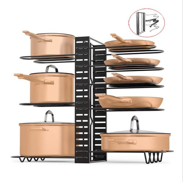 Steel, Kitchen & Dining, apartment, lidholder
