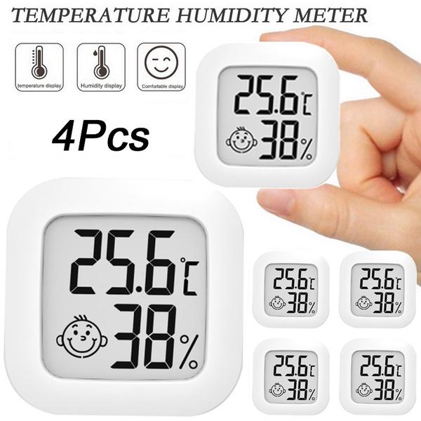 Mini, Temperature, Indoor, hygrometer