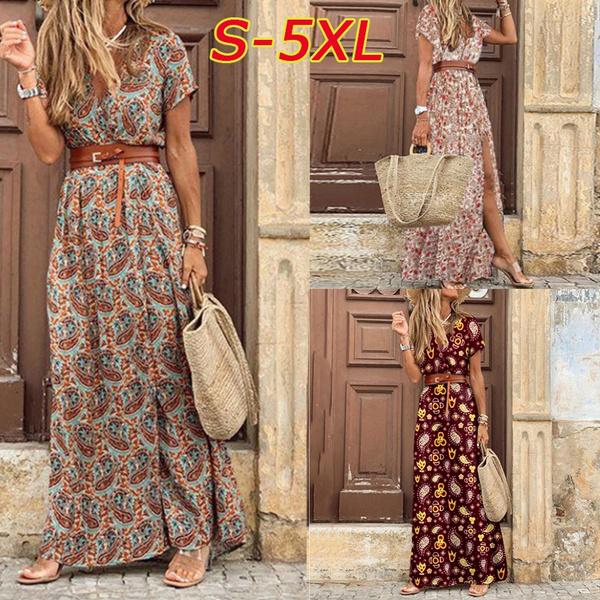 Chic, Fashion, long dress, Dress