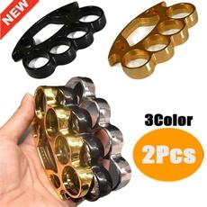 Brass, schlagring, knucklesweapon, gold