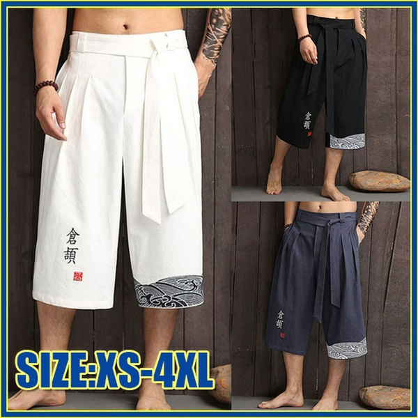kimonopant, Summer, Fashion, yukata
