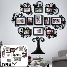 Photo Frame, Decor, familyphototree, Love