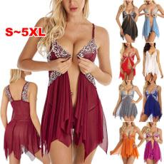 night dress, Underwear, Lace, women's pajamas