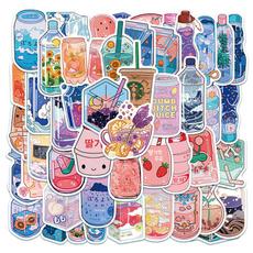 case, Car Sticker, suitcasesticker, cute